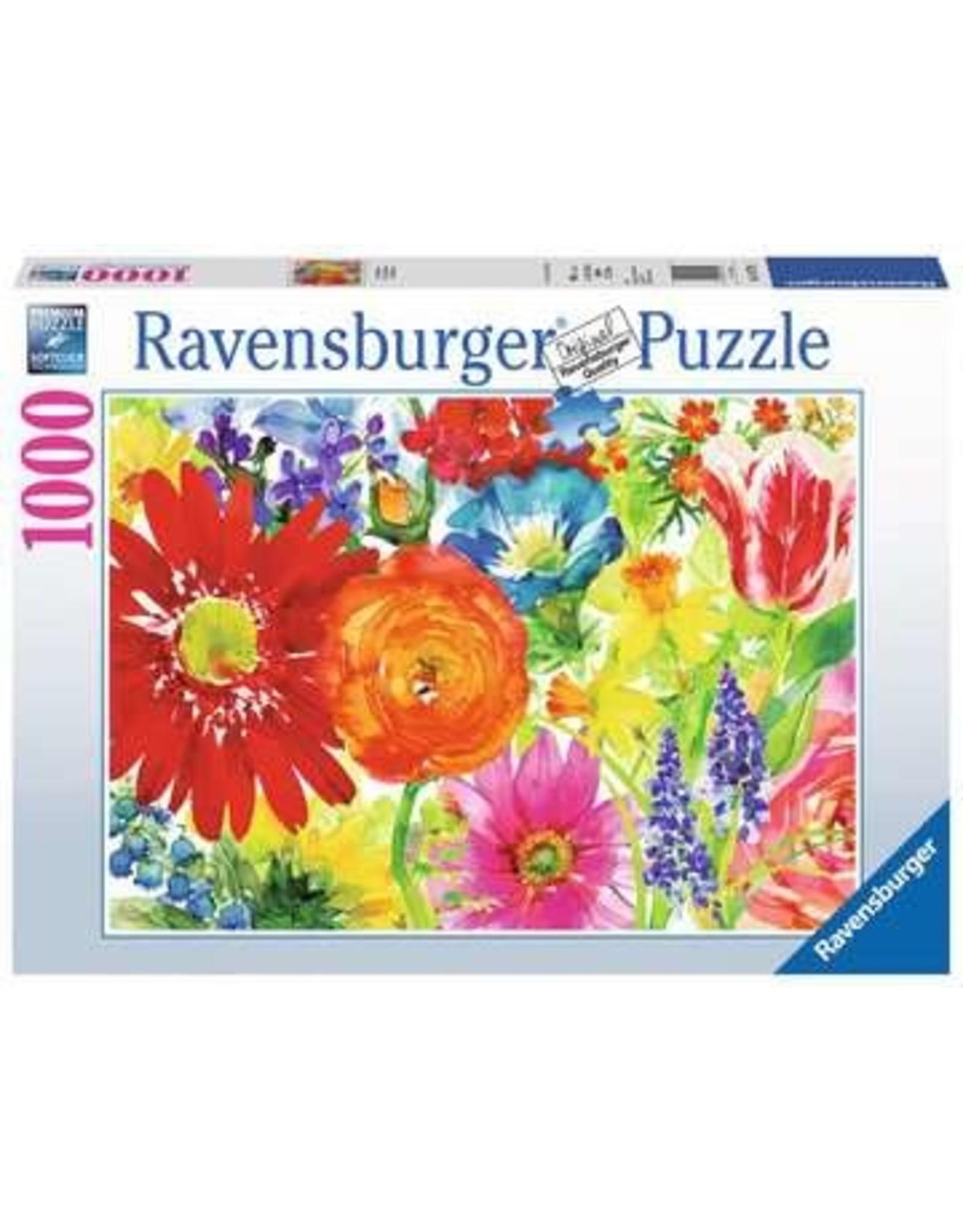 Ravensburger Abundant Blooms