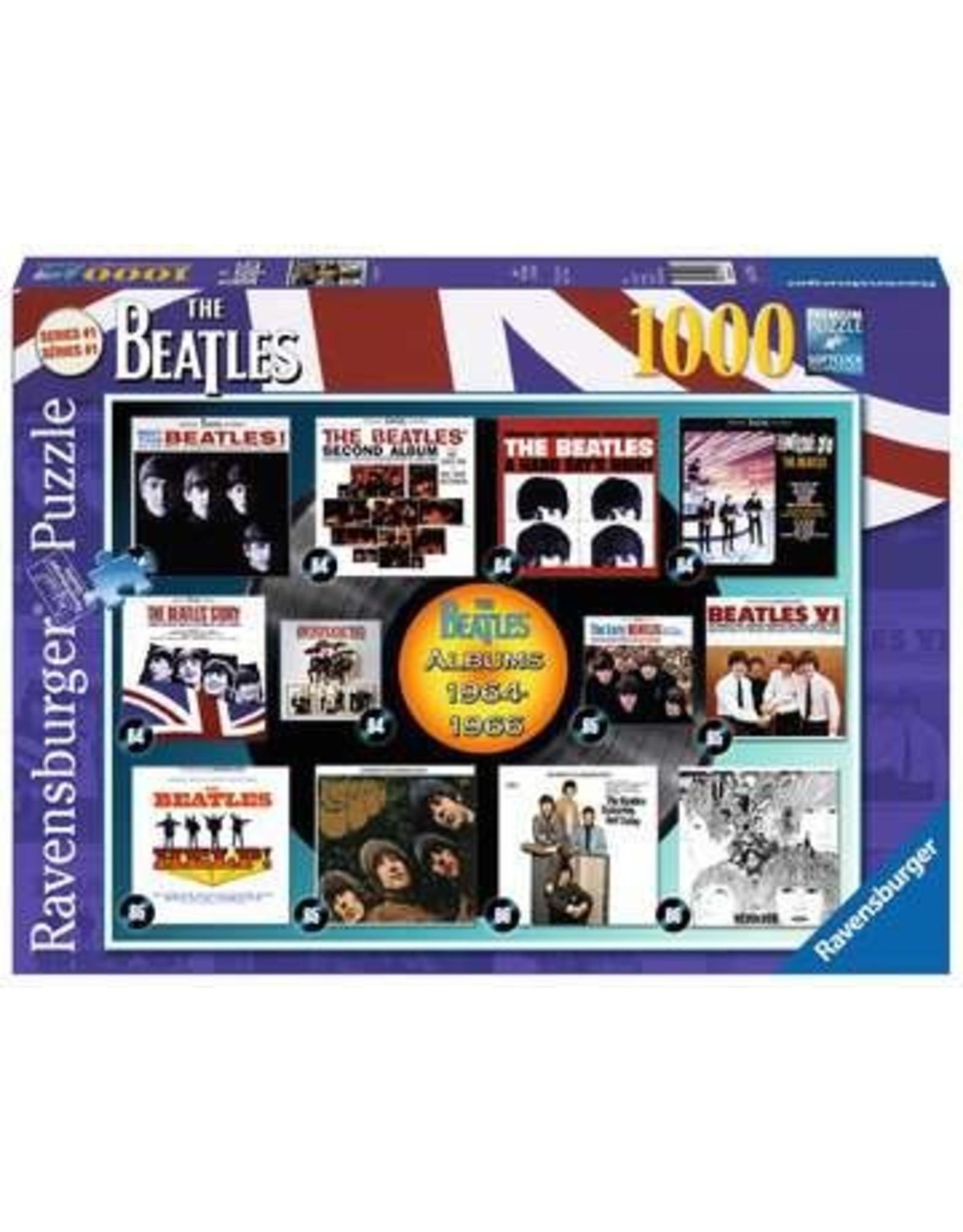 Ravensburger Beatles: Albums 1964 - 66