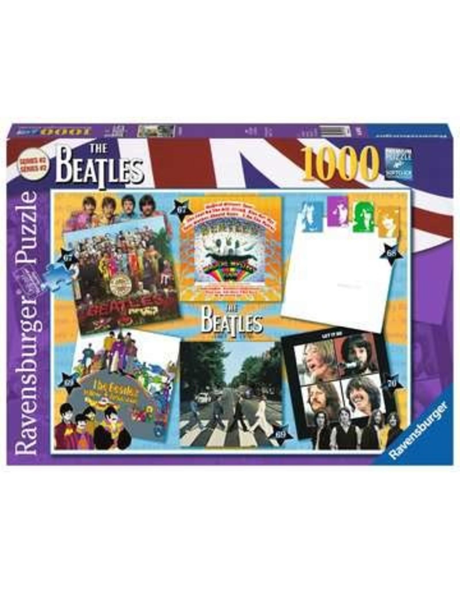 Ravensburger Beatles Albums 1967-1970