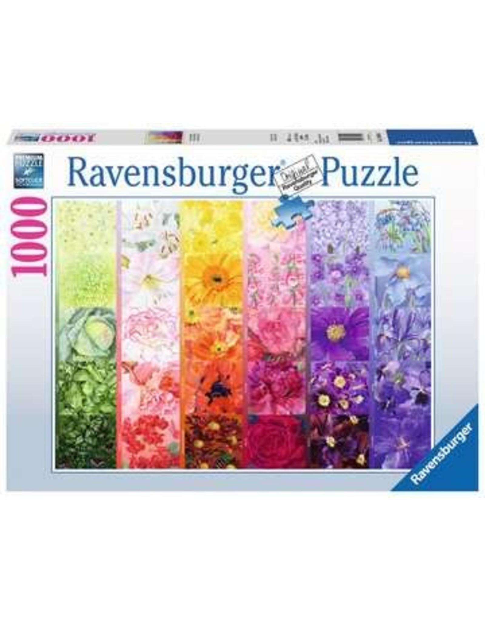 Ravensburger Gardener's Palette 1000pc