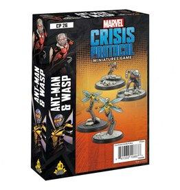 Asmodee Marvel: Crisis Protocol: Ant-Man and Wasp