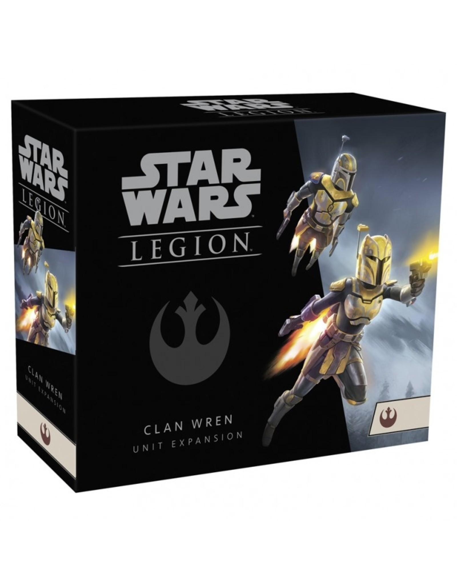 Fantasy Flight Games Star Wars Legion: Clan Wren