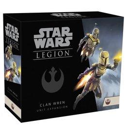 Atomic Mass Games Star Wars Legion: Clan Wren
