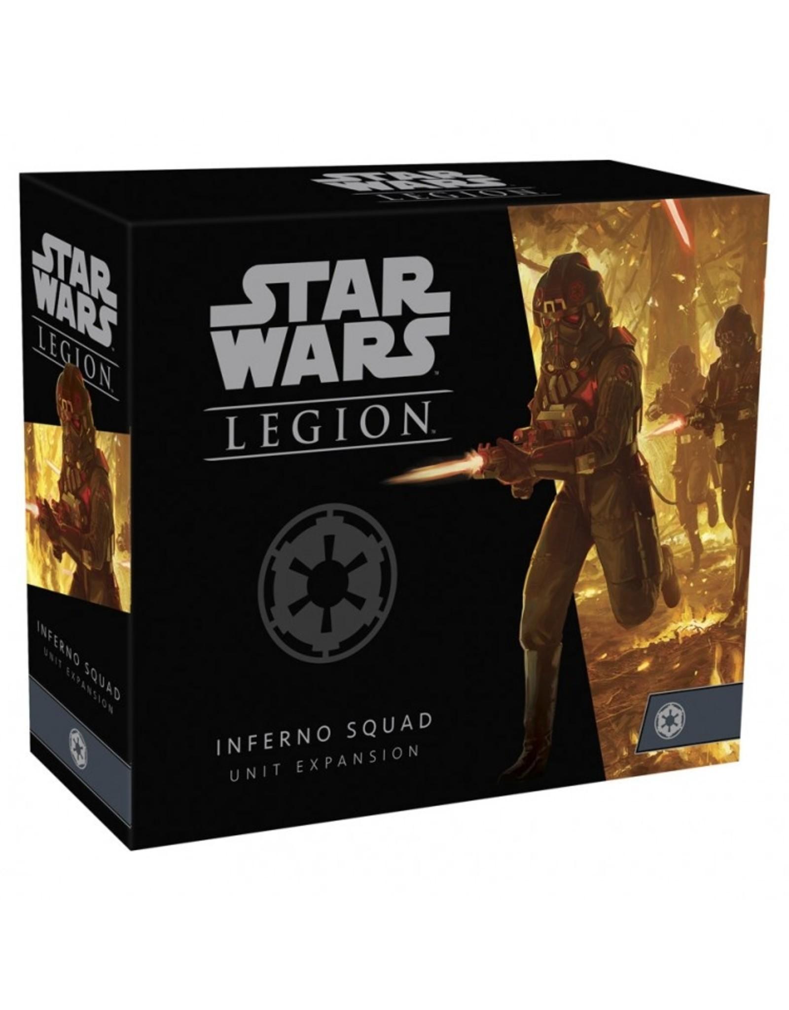 Fantasy Flight Games Star Wars Legion: Inferno Squad