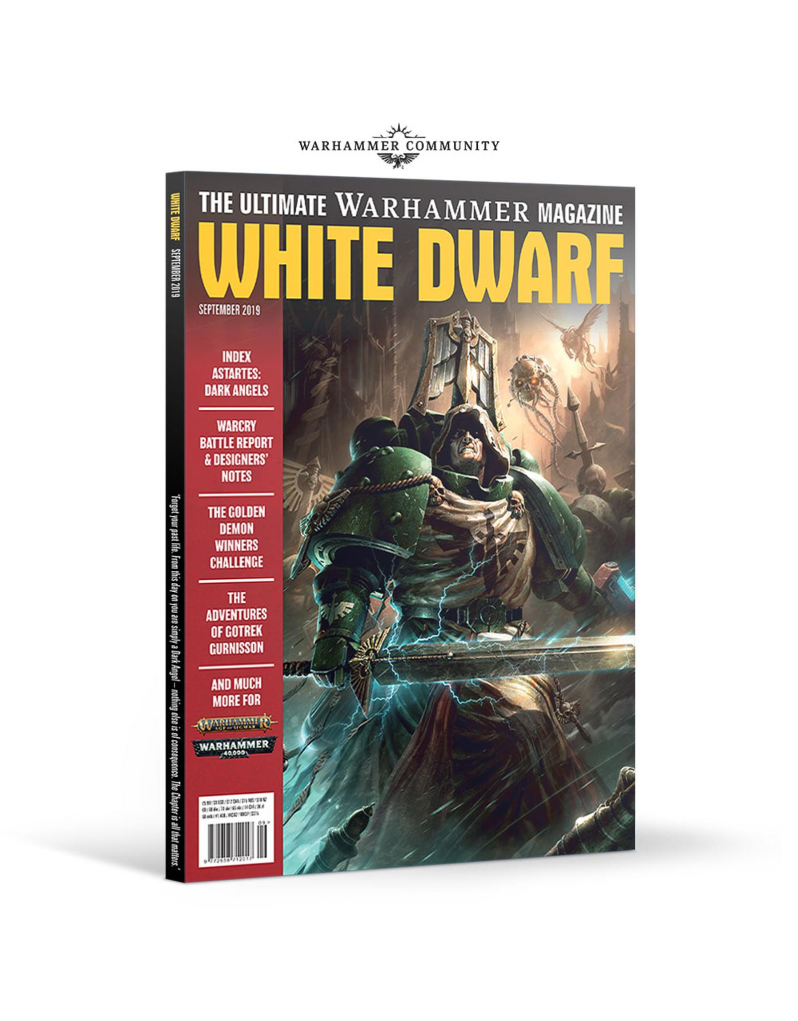 Citadel White Dwarf 456 (SEP-20)