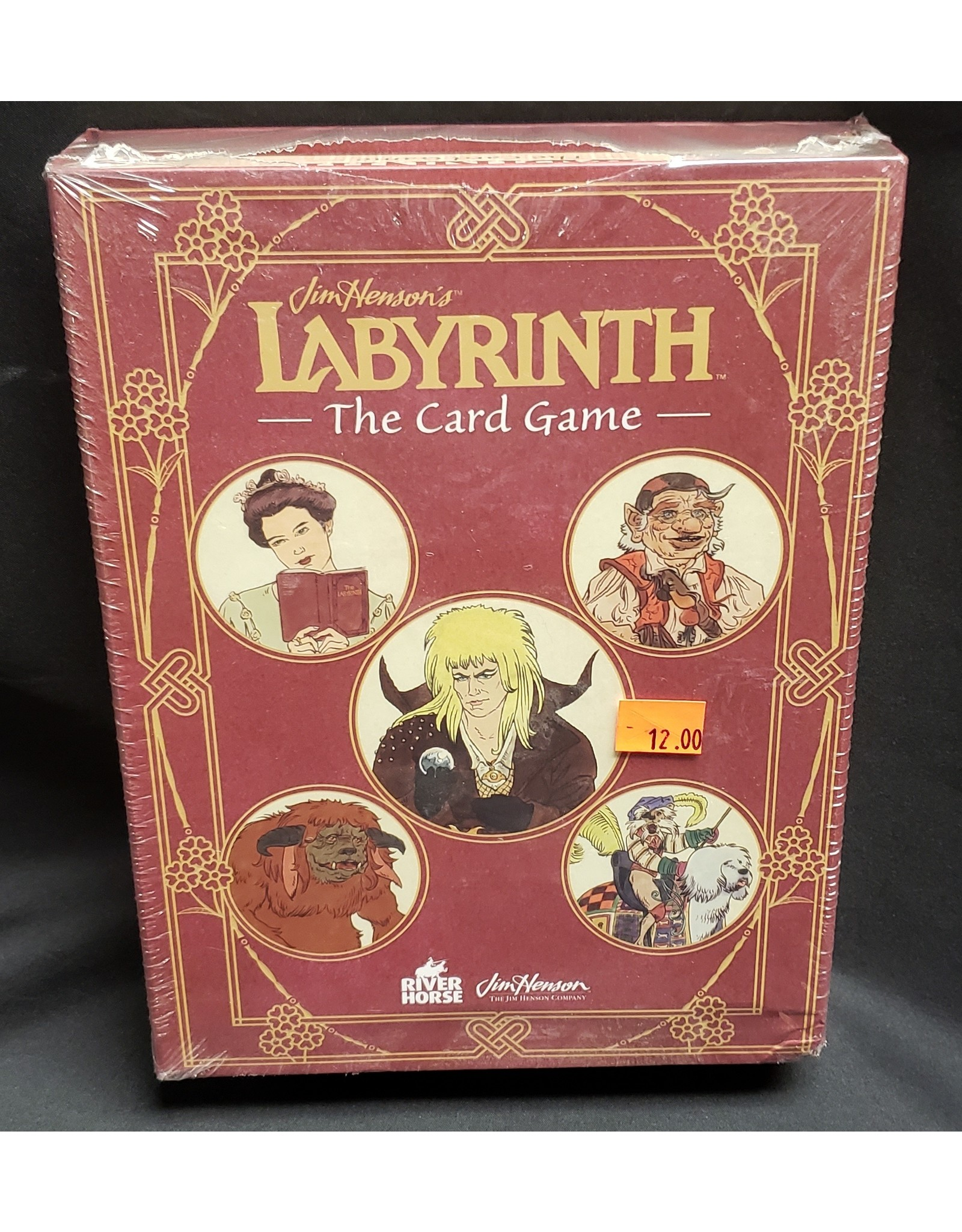 Ding & Dent Labyrinth: The Card Game (Ding & Dent)