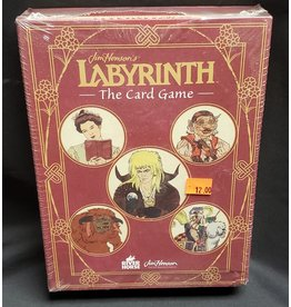 Labyrinth: The Card Game (Ding & Dent)