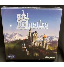 Castles of Mad King Ludwig (Ding & Dent)