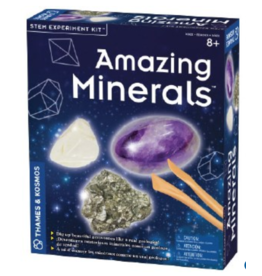 Thames & Kosmos Amazing Minerals