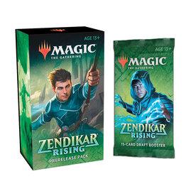 Magic Magic the Gathering:  Zendikar Rising pre-Release Kit