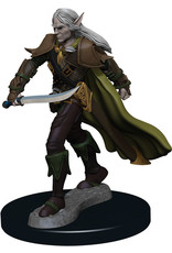 Wiz Kids PF Battles: Premium Painted Figure - W1 Elf Fighter Male
