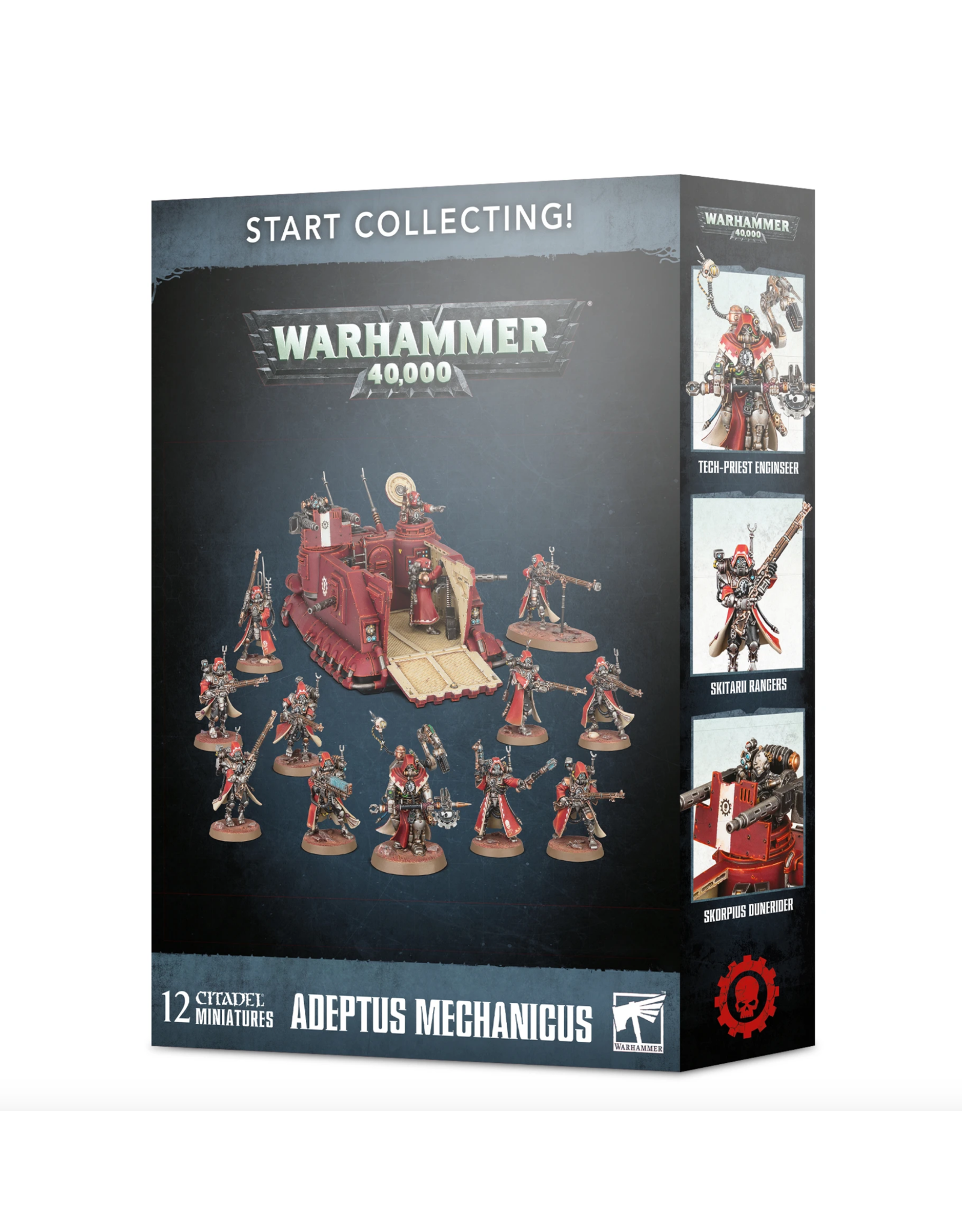 Warhammer 40K Start Collecting: Adeptus Mechanicus