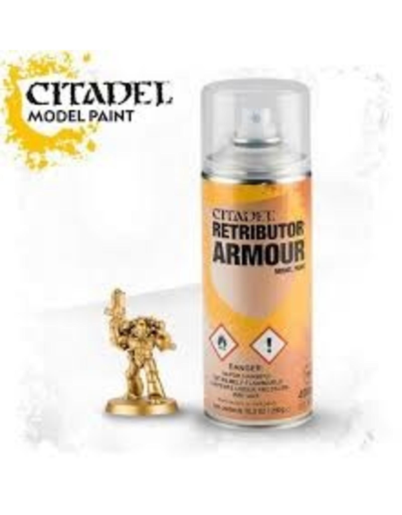 Citadel Citadel Paint Spray - Retributor Armour