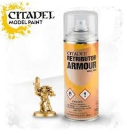 Citadel Paint Spray - Retributor Armour