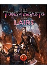 Kobold Press Tome of Beasts II: Lairs - Softcover(Pre Order)