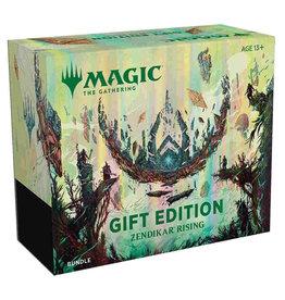 Magic Magic the Gathering: Zendikar Rising: Holiday Gift Bundle