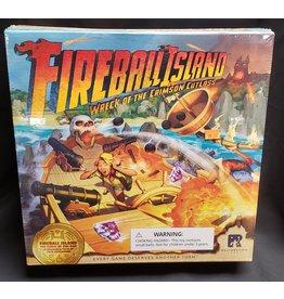 Ding & Dent Fireball Island: Wreck of the Crimson Cutlas Expansion (Ding & Dent)