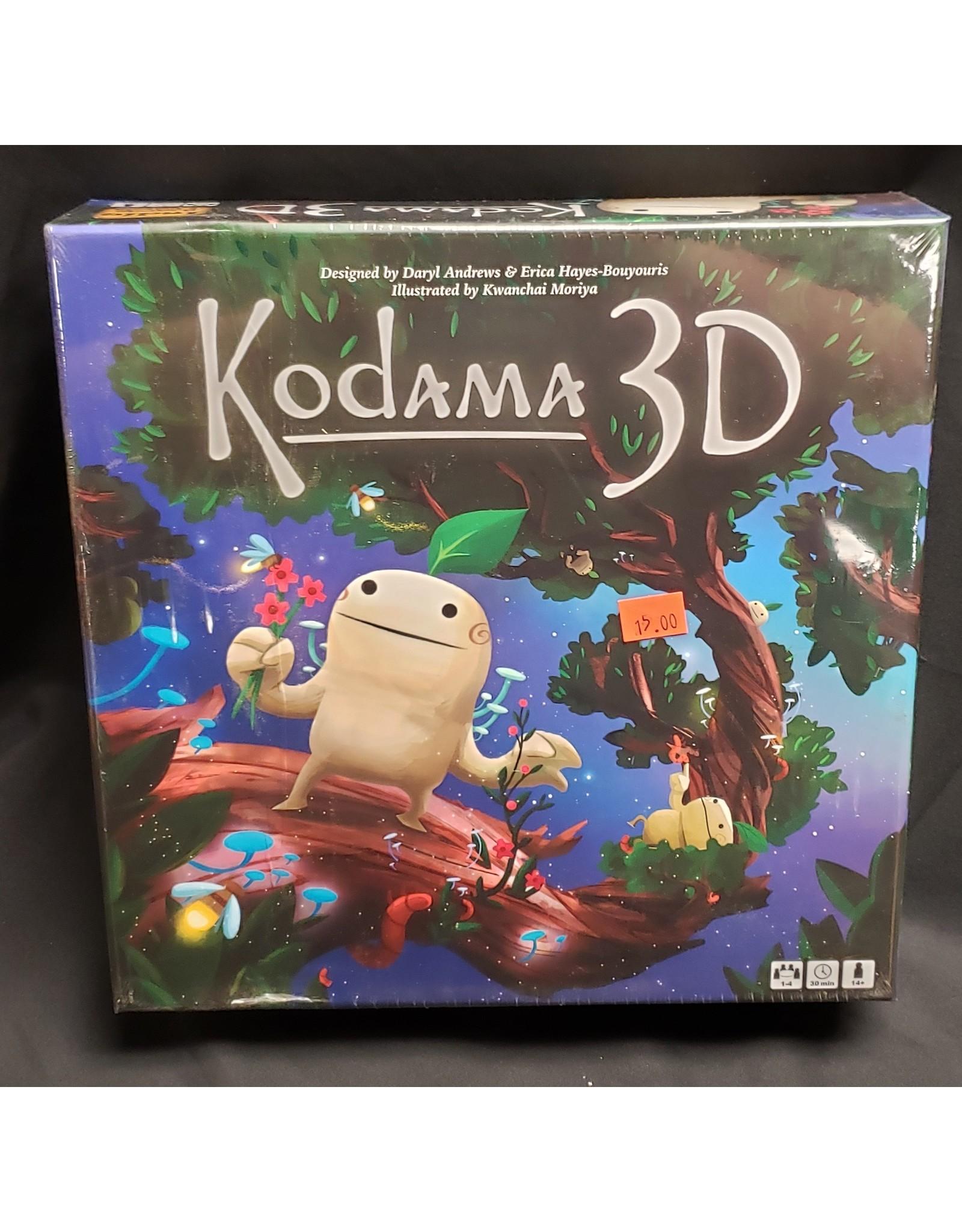 Ding & Dent Kodama 3D (Ding & Dent)