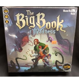 The Big Book of Madness (Ding & Dent)
