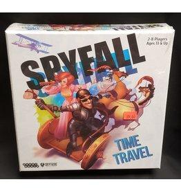 Spyfall: Time Travel (Ding & Dent)