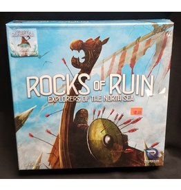 Explorers of the North Sea: Rocks of Ruin (Ding & Dent)