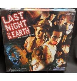 Last Night On Earth (Ding & Dent)