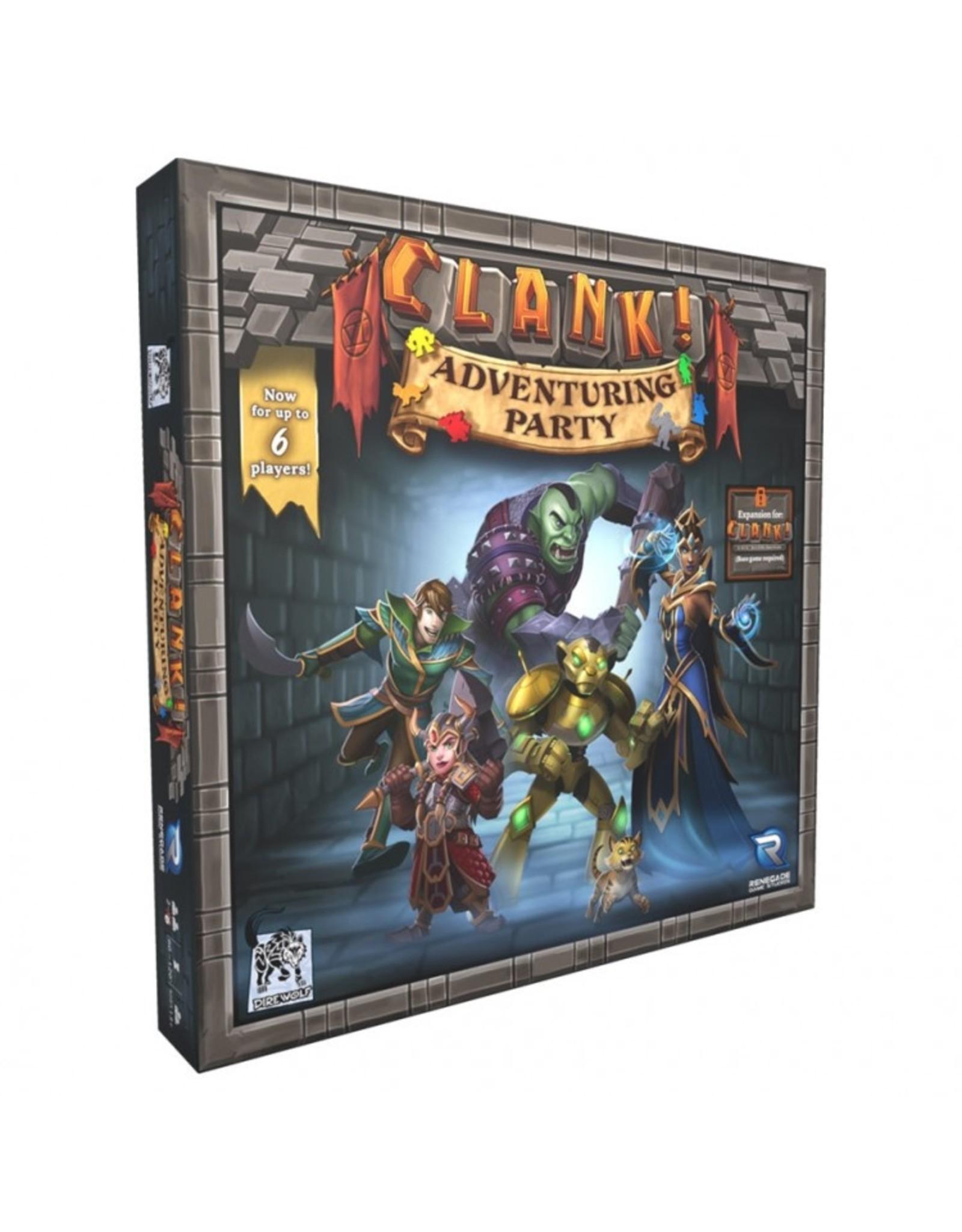Renegade Games Studios CLANK!: Adventuring Party