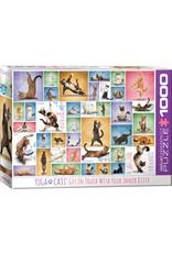 Eurographics Yoga Cats