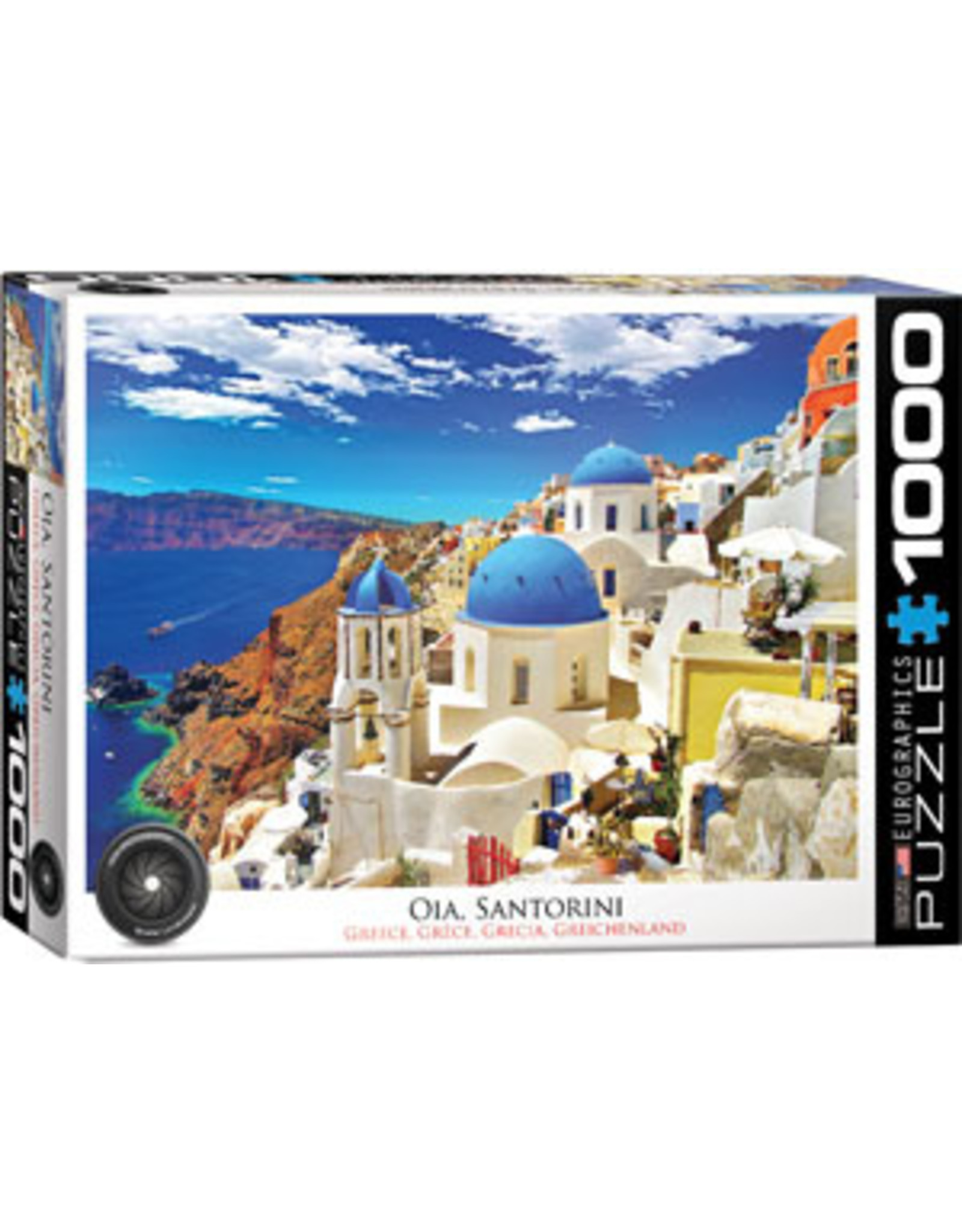 Eurographics Oia Santorini Greece