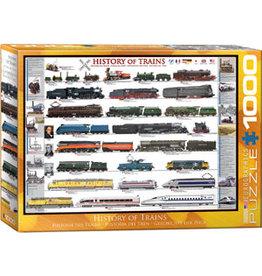 Eurographics History of Trains