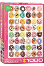Eurographics Donuts Tops