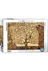 Eurographics Tree of Life by Klimt