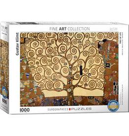 Eurographics Tree of Life by Klimt