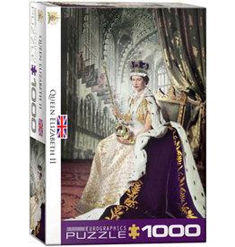 Eurographics Queen Elizabeth II