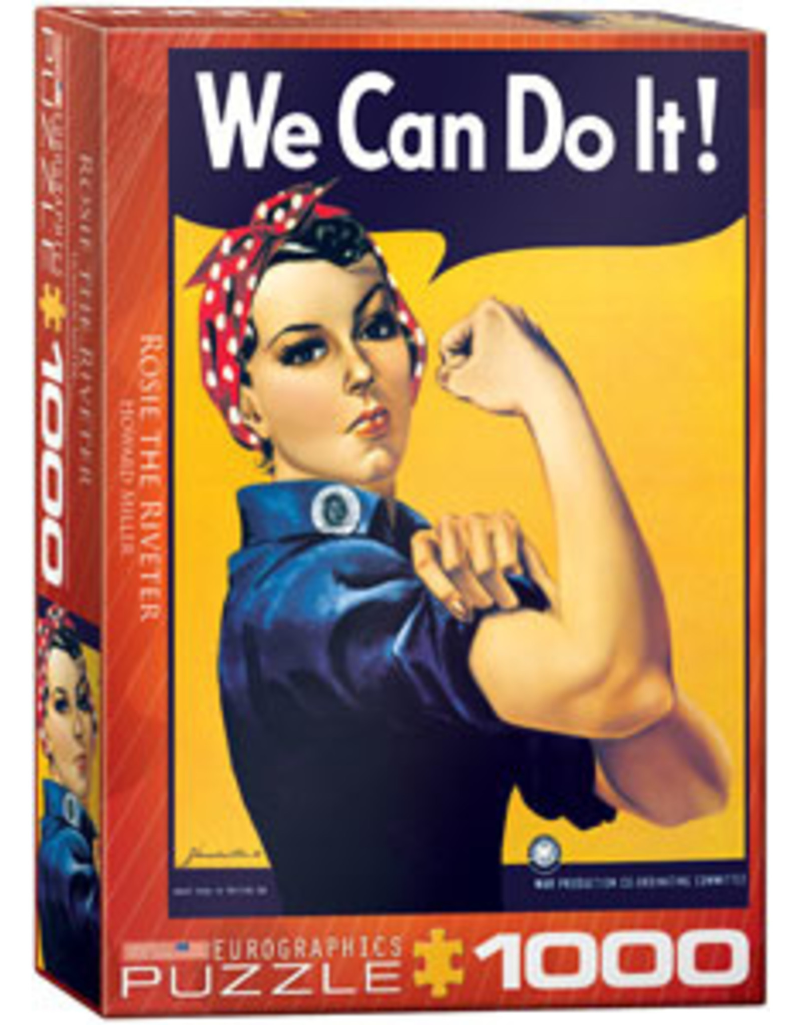 Eurographics Rosie the Riveter