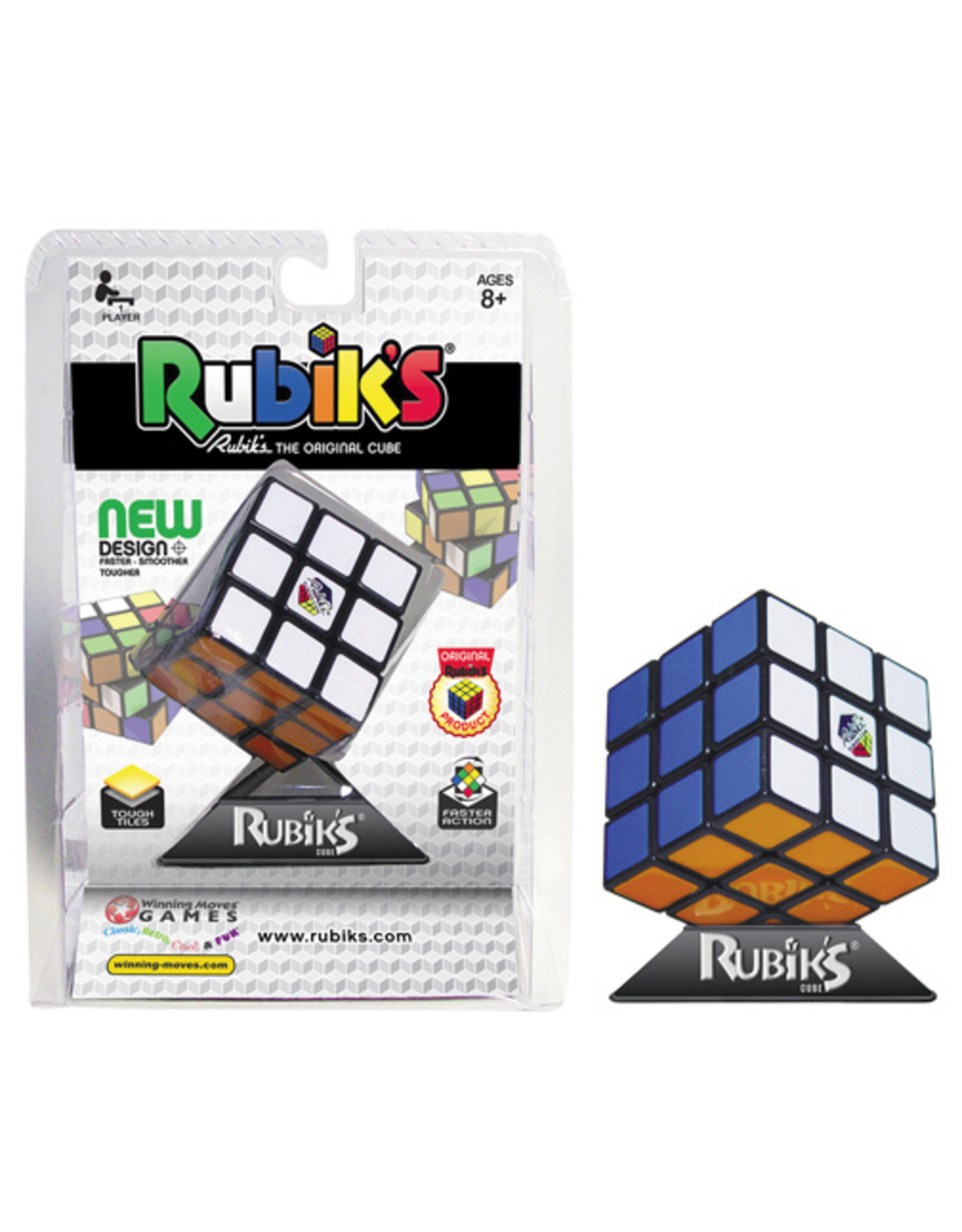 Winning Moves Games The Original Rubiks Cube