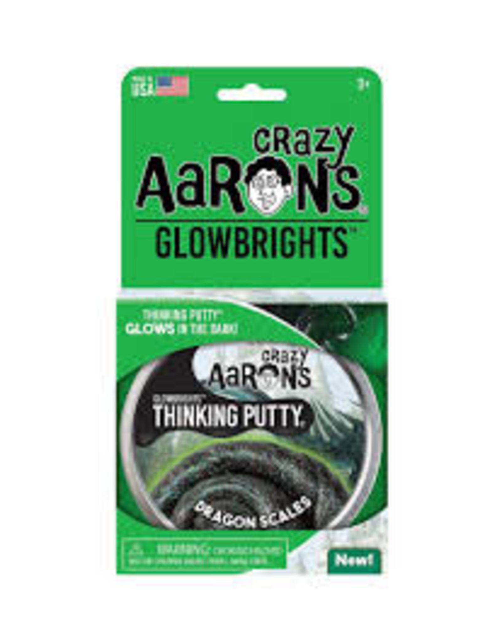 """Crazy Aaron Crazy Aaron 4"""" Tin - Glowbrights"""