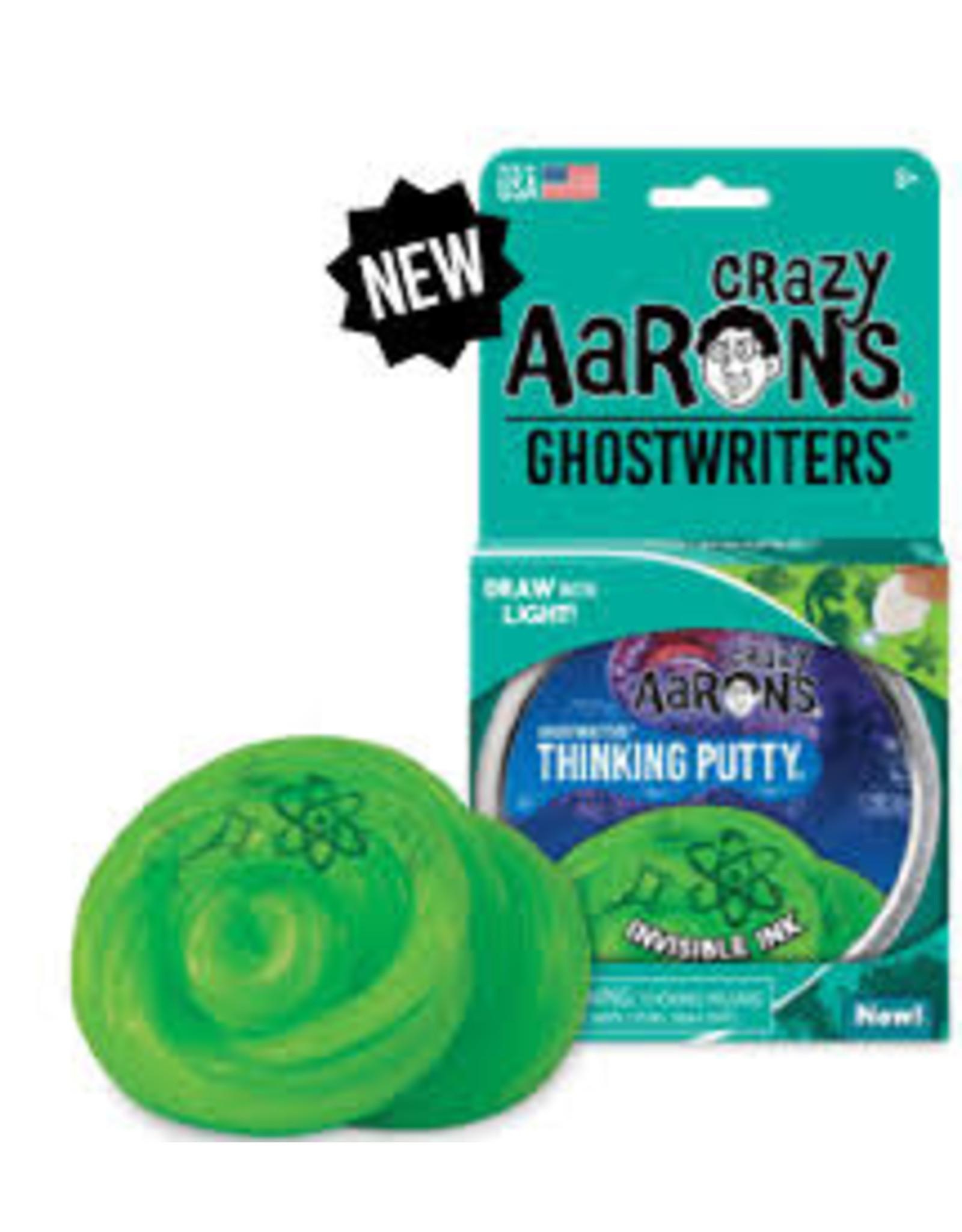 "Crazy Aaron Crazy Aaron 4"" Tin - Invisible Ink"