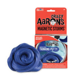 "Crazy Aaron Crazy Aaron 4"" Tin - Magnetic Storms"
