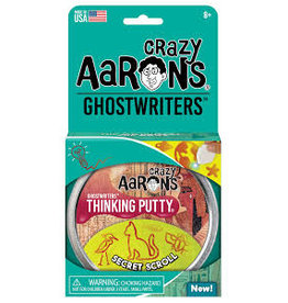 "Crazy Aaron Crazy Aaron 4"" Tin - Secret Scroll"