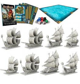 Mantic Games Armada 2 Player Starter Set (Pre Order, November)