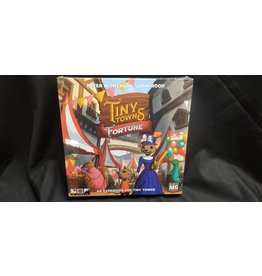 Tiny Towns: Fortune (Ding & Dent)