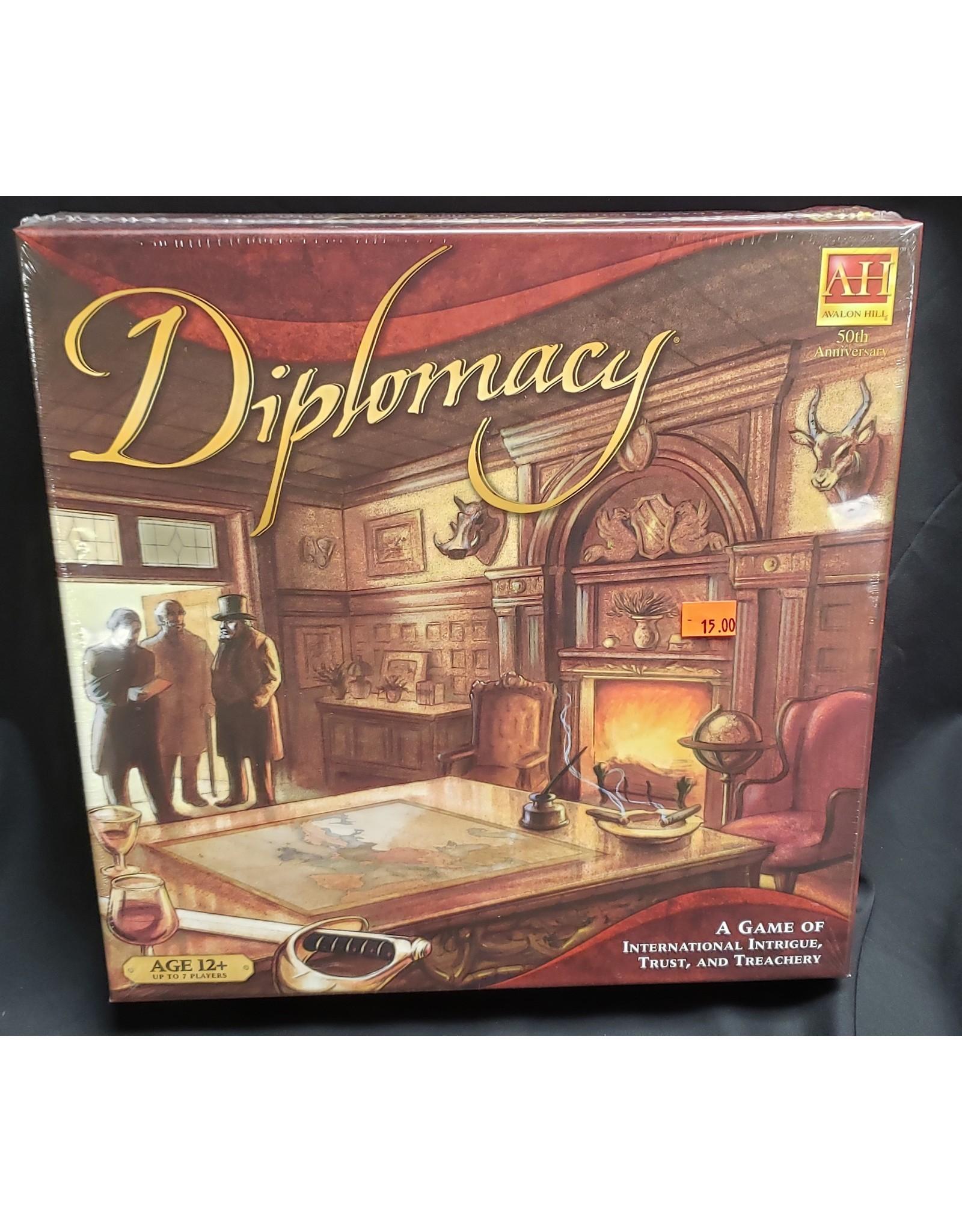 Ding & Dent Diplomacy (Ding & Dent)