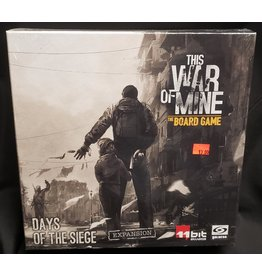 This War of Mine: Days of the Siege (Ding & Dent)