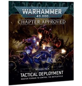 Warhammer 40K 40K: Tactical Deployment Mission Pack