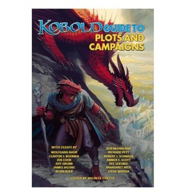 Kobold Press Kobold: Guide to Plots & Campaigns