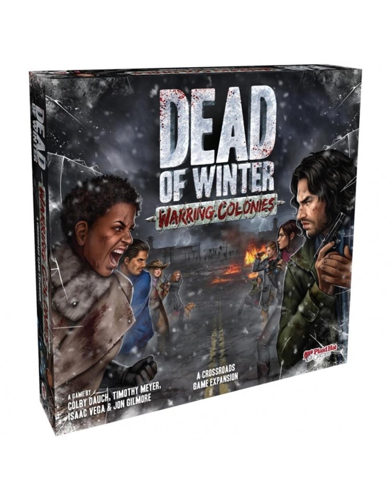 Z-Man Games Dead of Winter: Warring Colonies