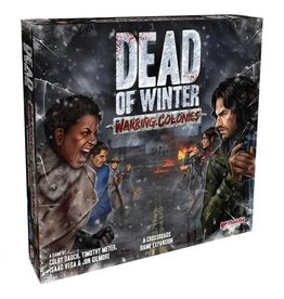 Z-Man Games Dead of Winter: Warring Colonies