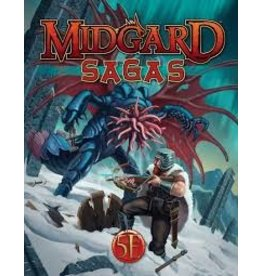 Kobold Press Midgard Sagas for 5th Edition (Hardcover)
