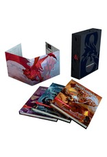 Wizards of the Coast Dungeons and Dragons RPG: Core Rulebook Gift Set